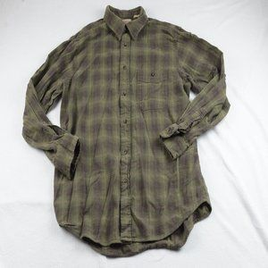 Arrow Men's Large Vintage Button-ups Plaid Flannel